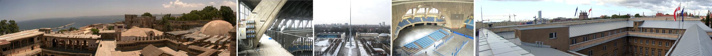przykładowe zdjęcia z inwentaryzacji budynków