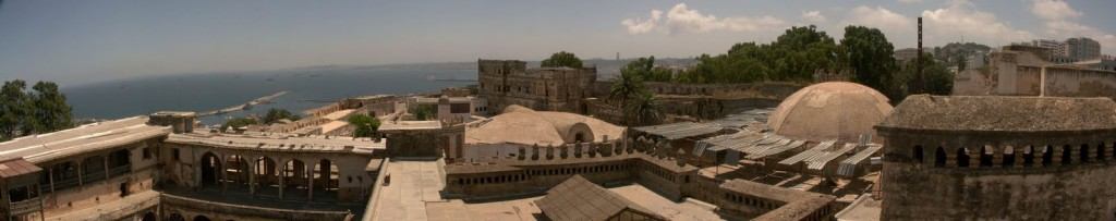 inwentaryzacja budynku zabytkowego, Algieria