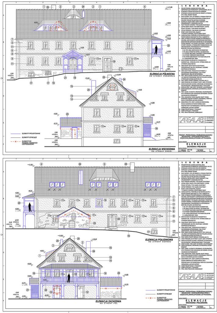 G:Doxprojekty1615 stankowice1615 stankowice 100 A3 H elewacj